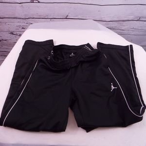 Air Jordan Youth Boys Track Workout Pants Size M